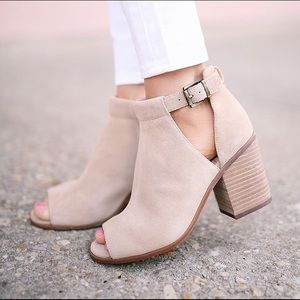 Sole Society Ferris Bootie size 9.5